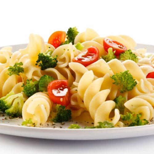 ספגטי בירקות גינה