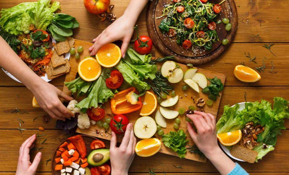קבוצות המזון