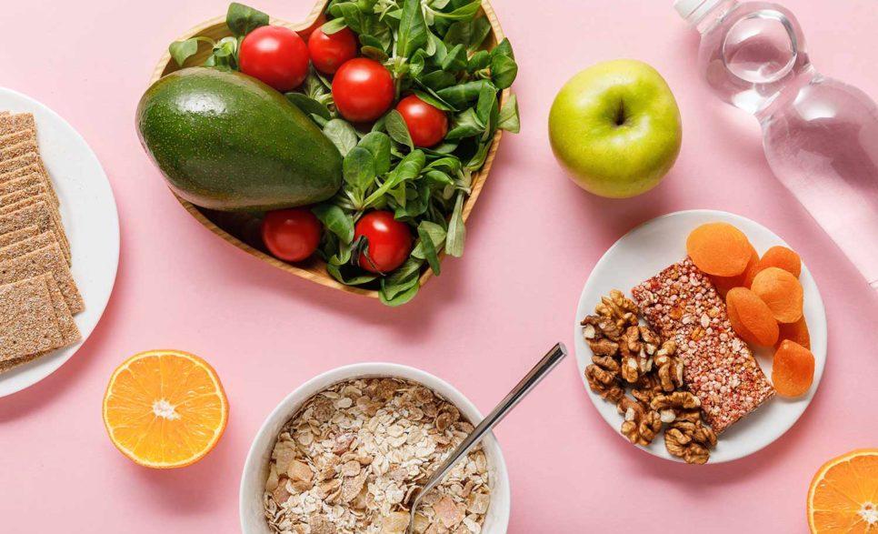 תזונה טובה ללב
