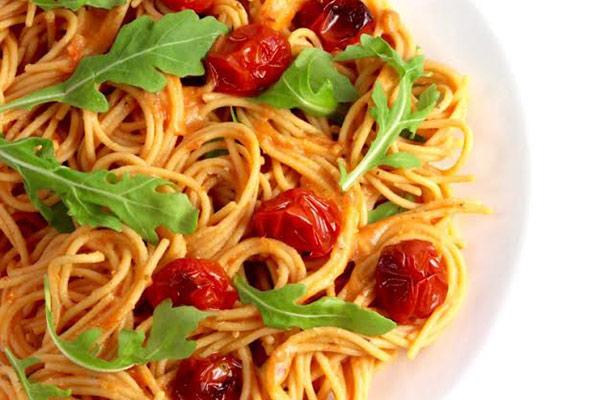 פסטה עדשים ברוטב עגבניות - יותר טוב מסקיני פסטה