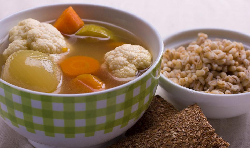 מרק ירקות ביתי
