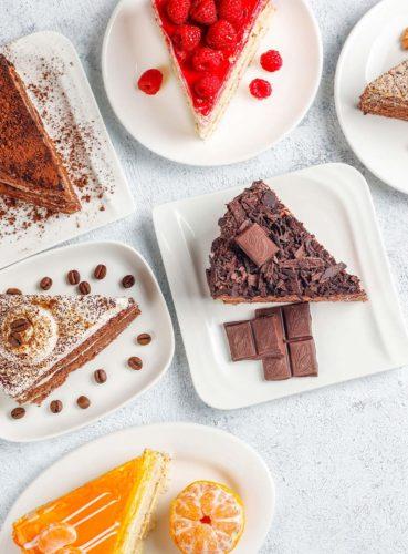 עוגות טעימות